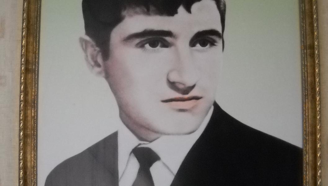 Гаджиев Багатар Гаджиевич