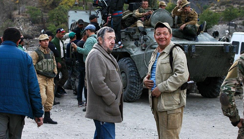 Павел Лунгин снимает Братство