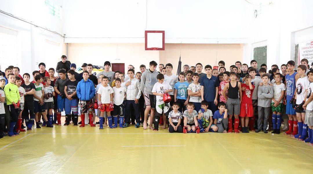 Республиканский турнир памяти ветерана боевых действий Гасангусейнова Алимагомеда
