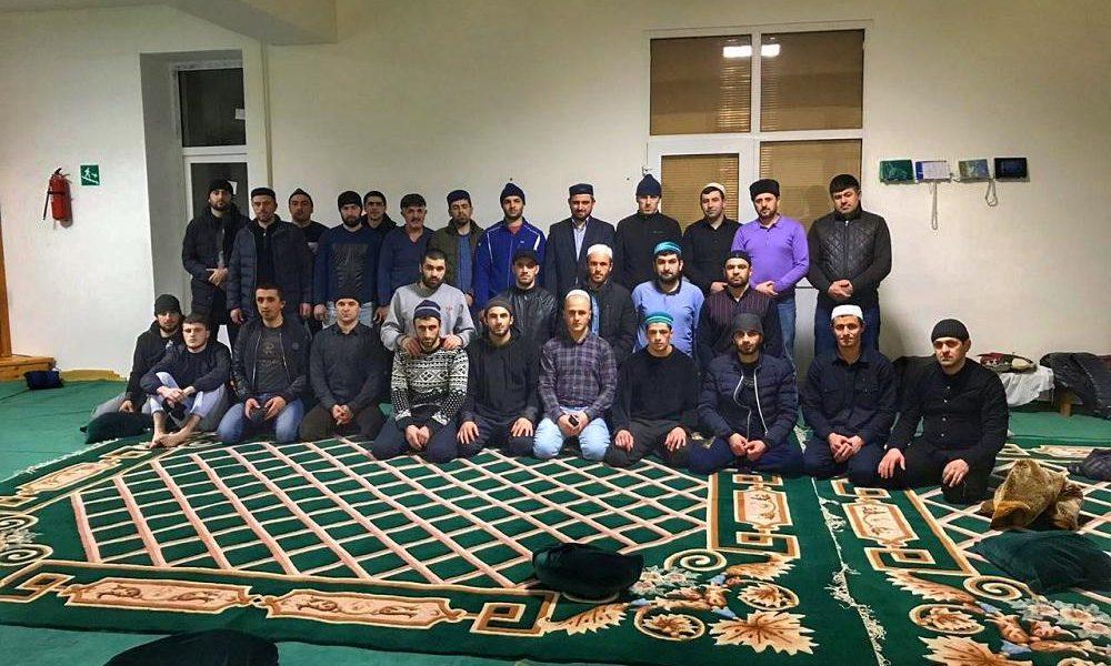 мечеть им. Шейха Мухаммад-Арифа Афанди