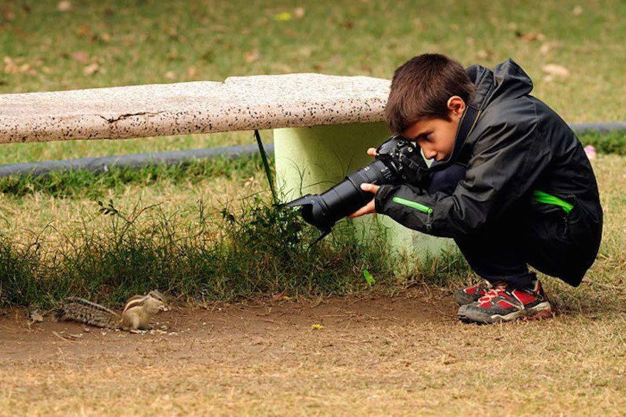"""Фотоконкурс """"Юные фотолюбители"""""""