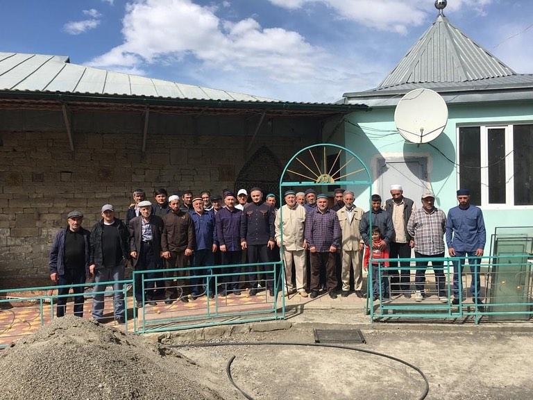 Мечеть села Корода