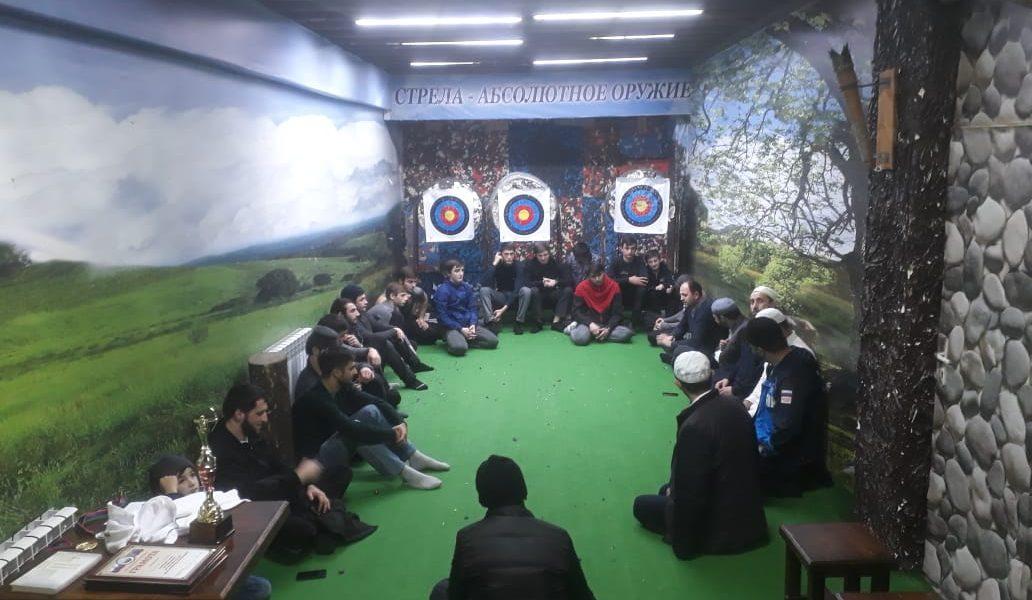 встреча со студентами Корода