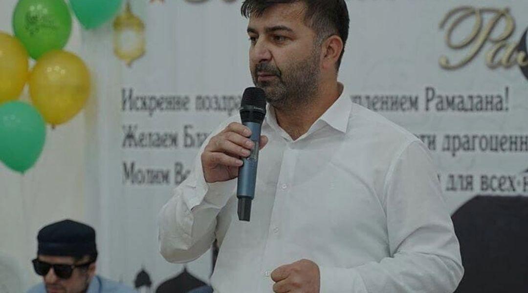 """Шамиль Гасангусейнов назначен руководителем ДРОО """"Молодёжь города Махачкала"""""""