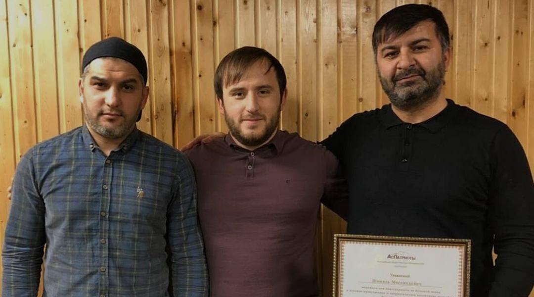 Новый руководитель ДРОО «Молодёжь Гунибского района»