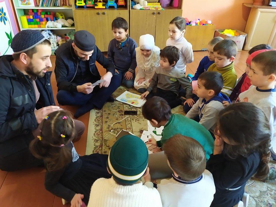 Руководители ОП Муфтията РД посетили школу села Корода
